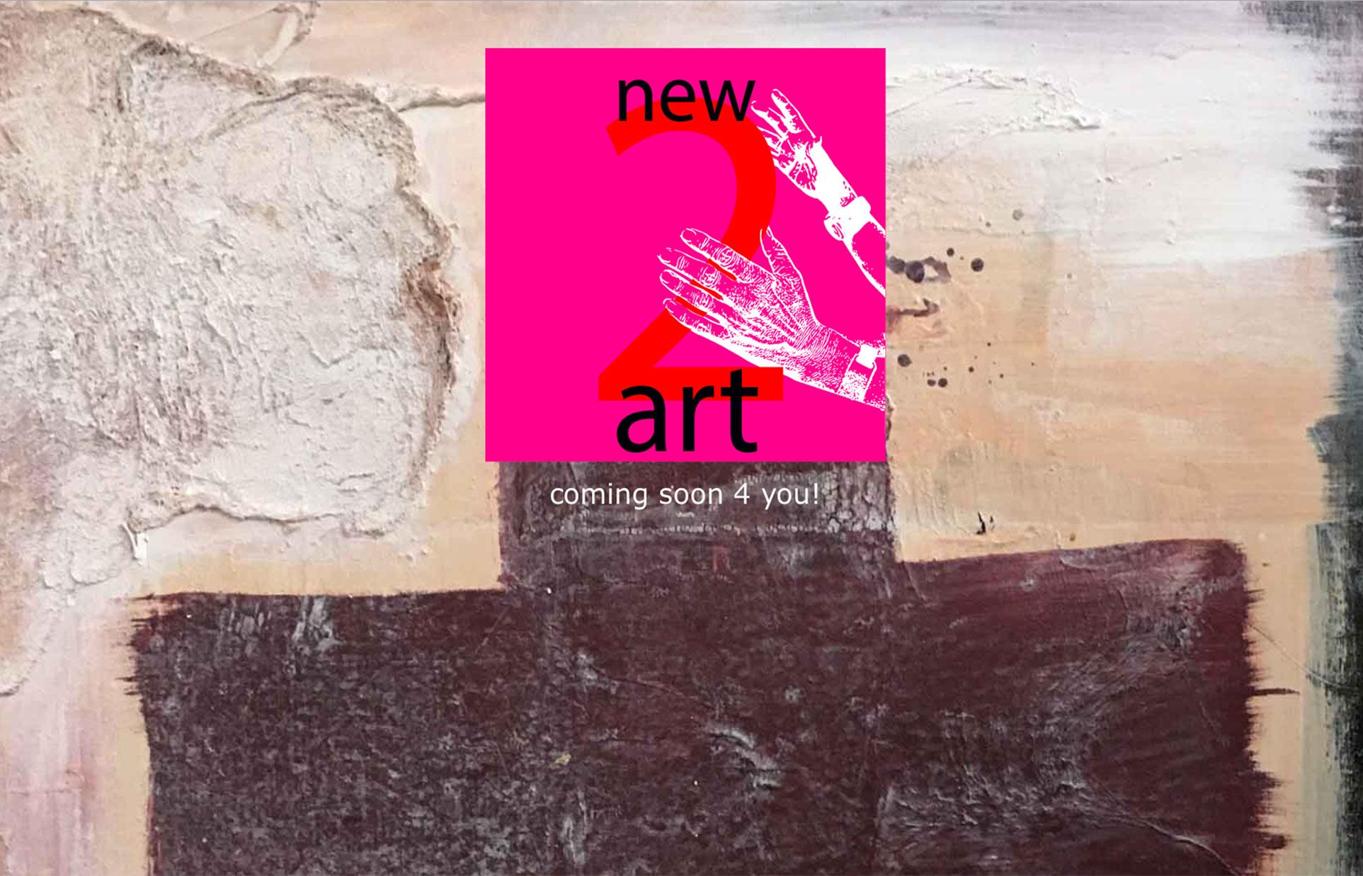 Künstlerseite new2art